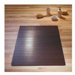 JUNGLE Dywanik łazienkowy 60x90cm bambus ciemny 7953338