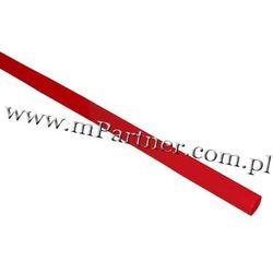 Rura termokurczliwa elastyczna v20-hft 4,5/2,3 10szt czerwona, marki Mpartner