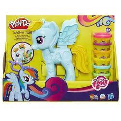 Play Doh Salon Fryzjerski Rainbow Dash B0011, Hasbro z HUGO Akcesoria gsm , Nawigacje