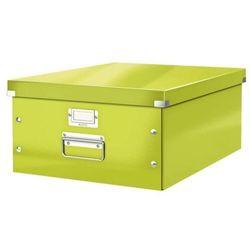 Pudło uniwersalne wow 6045-64 zielone marki Leitz