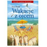 WAKACJE Z OJCEM Dora Heldt, oprawa broszurowa