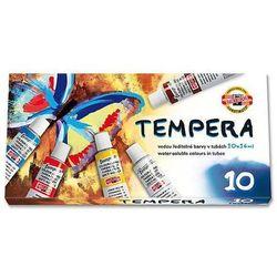 Koh-i-noor Farby tempera  10kol. 16ml 162548, kategoria: farby temperowe