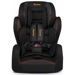 Baninni fotelik samochodowy ventura 1+2+3, czarny, bncs008-bk (5420038784881)