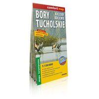 Bory Tucholskie, Kaszuby, Kociewie. Laminowana mapa turystyczna. Wyd. 2015. ExpressMap
