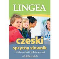 Czesko-polski polsko-czeski sprytny słownik - Dostawa 0 zł, Lingea