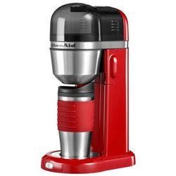 Kawiarka 5kcm0402e czerwony + darmowy transport! marki Kitchenaid