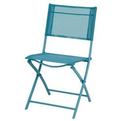 Krzesło Blooma Saba niebieskie