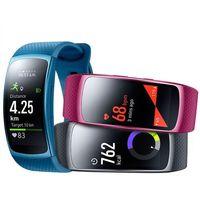 Pulsometr Samsung Gear FIT 2 włącznie ze słuchawkami Samsung Bluetooth