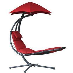 Fotel hamakowy, Czerwony DREAM