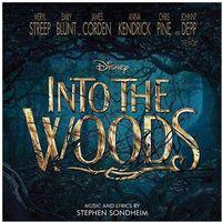 Soundtrack - INTO THE WOODS (TAJEMNICE LASU), towar z kategorii: Pozostała muzyka rozrywkowa