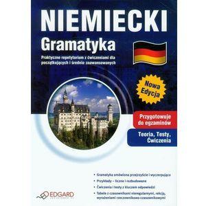 Niemiecki - Gramatyka Trzecia edycja (264 str.)