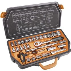 Zestaw kluczy nasadowych NEO 1/2 cala 08-621 (42 elementy) (5907558402711)