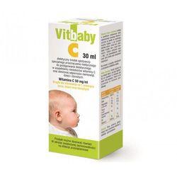 VITBABY C krople 30ml, postać leku: krople