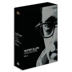 Woody Allen - kolekcja 2 (4xDVD) - Woody Allen (5903570140242)
