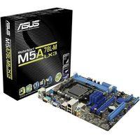 ASUS M5A78L-M LX3 AMD 760G Socket AM3+ (PCX/VGA/DZW/GLAN/SATA/RAID/DDR3) mATX, kup u jednego z partnerów