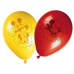 Balony urodzinowe Myszka Mickey - 28 cm - 8 szt (5201184815229)