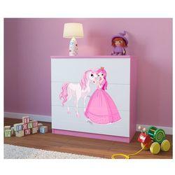 Komoda dziecięca babydreams księżniczka i konik kolory negocjuj cenę marki Kocot-meble
