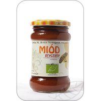 Miody sznurowski : miód gryczany bio - 380 g (5907814668127)