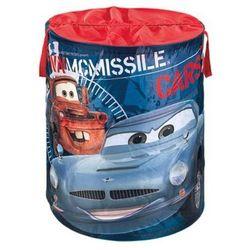 Kosz na zabawki DISNEY Pop-Up Auta Walec (5902891859932)