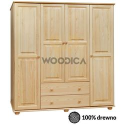 13.szafa 4d2s środek 176x190x60 marki Woodica