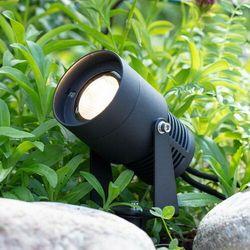 Reflektor ogrodowy GARDEN 24 IP44 czarny LED MARKSLOJD (7330024568532)