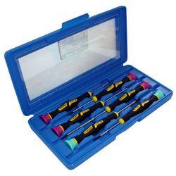 Narex zestaw wkrętaków precyzyjnych mikro line profi - 6szt, płaskie, ph 862651
