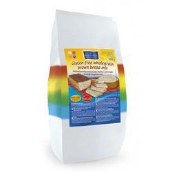 Wieloziarnista mieszanka chleba ciemnego 500g bezglutenowa bezgluten od producenta Bezgluten s.c. (produkty be