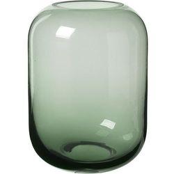 Wazon ovalo 21 cm zielony marki Blomus
