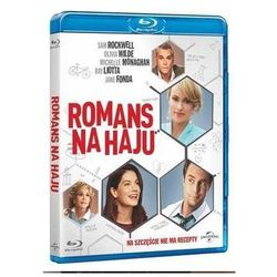 Romans na haju (Blu-ray) - sprawdź w wybranym sklepie