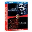 Galapagos films / warner bros. home video Bd 2 pack koszmar z ulicy wiązów/oszukać przeznaczenie 4 (2bd) (7321999316143)