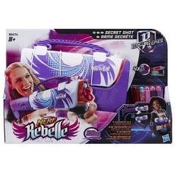 Hasbro Nerf Rebelle - Torebka Tajnej Agentki Fioletowa B0474 - z kategorii- pozostałe zabawki agd