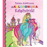 Pomoce dydaktyczne do kolorowania Księżniczki - Wysyłka od 3,99 - porównuj ceny z wysyłką (9788377914236