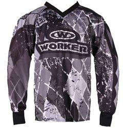 Motocross Koszulka WORKER Junior inSPORTline - sprawdź w wybranym sklepie