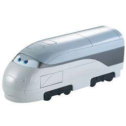 Cars 2 - szybka zmiana wyprodukowany przez Mattel