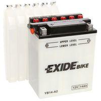 Akumulator motocyklowy Exide YB14-A2 14Ah 145A