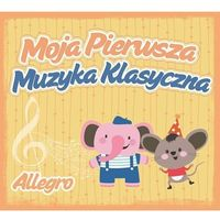 Moja pierwsza muzyka klasyczna Allegro