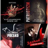 4 płyty lecha makowieckiego - cd marki Makowiecki lech