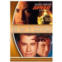 2 w 1 Speed / Tajna broń (DVD) - John Woo, Jan de Bont