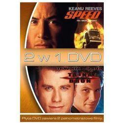 2 w 1 Speed / Tajna broń (DVD) - Jan de Bont, John Woo, kup u jednego z partnerów