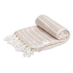 Import Sauna łażnia - hammam ręcznik 100% bawełna gocek 11 beżowy