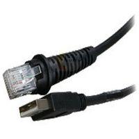 Kabel USB, sprężynowy do czytników Honeywell Fusion 3780, Voyager 9520, 9540