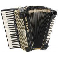 Hohner Morino+ V 120 De Luxe akordeon (czarny)