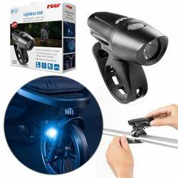 Reer Lampka led usb na wózek rower regulacja 360°