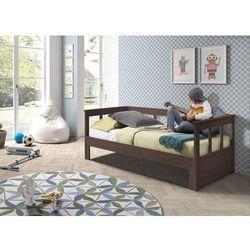 Sofa pino taupe ii kapitańskie łóżko dla dzieci marki Vipack