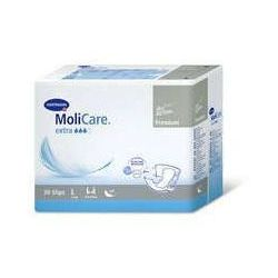 MoliCare Premium Soft extra pieluchomajtki rozmiar XS x 30 sztuk z kategorii Pieluchomajtki