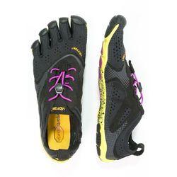 Vibram Fivefingers BIKILA EVO 2 Obuwie do biegania neutralne black/yellow/purple
