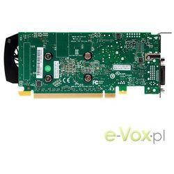Karta graficzna PNY Technologies Quadro K420, 1GB DDR3 (128-bit) DisplayPort, DVI-D (VCQK420-PB) Darmowy odbi�