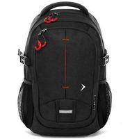Plecak sportowy 27l PCU650 Outhorn - Czarny - czarny