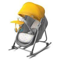 Leżaczek bujaczek łóżeczko 5w1 Unimo żółty - KinderKraft (5902533902200)