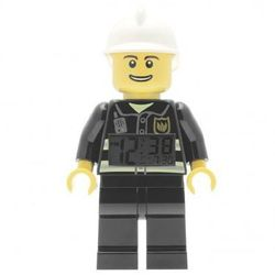 9003844 Budzik LEGO City Strażak, 9003844